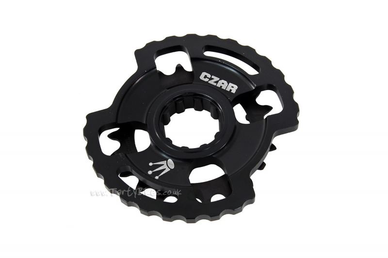 Czar Street Bashring (with Chainring)