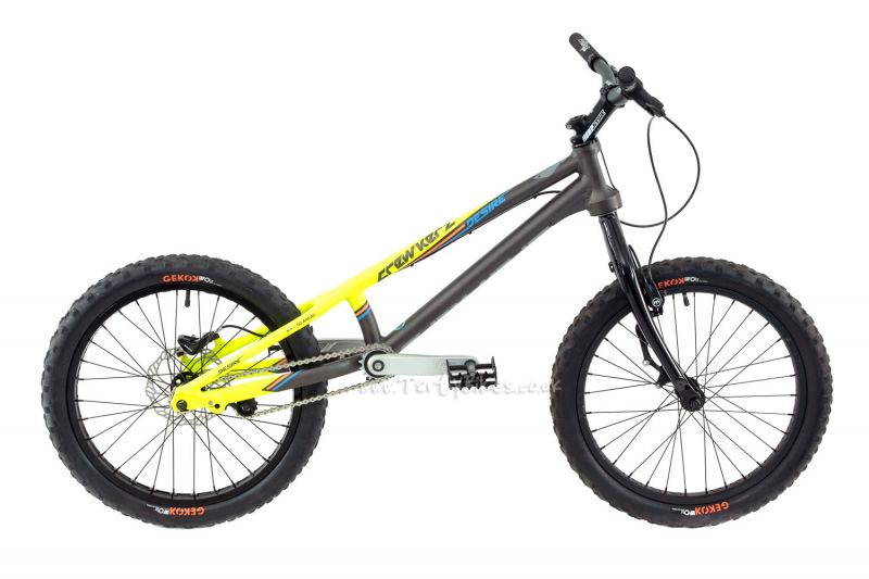 "Crewkerz Desire Kids 20"" Custom Build"