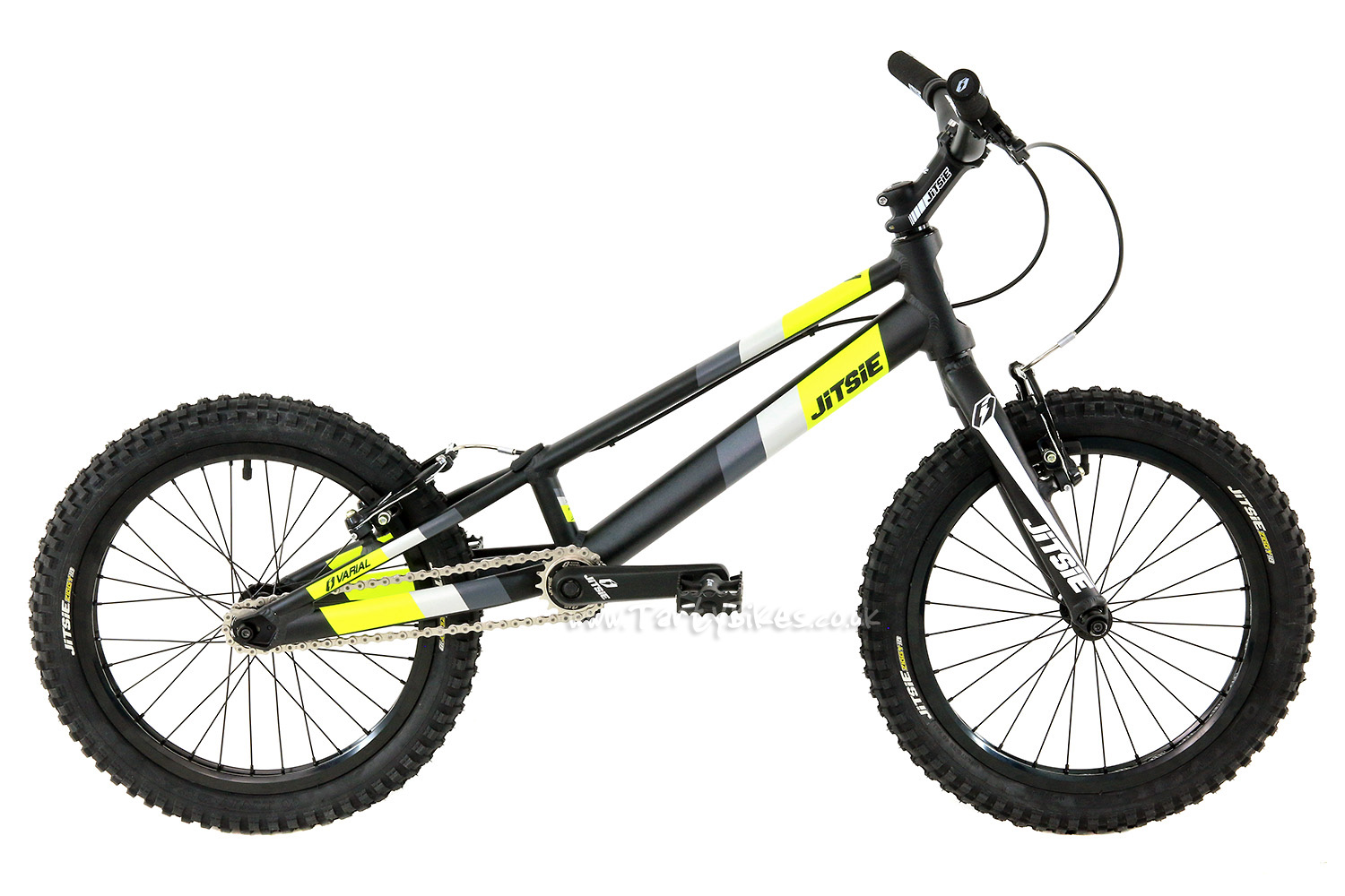 "Jitsie Varial 840 Kids 18"" (Inc FREE Upgraded Jitsie Pedals!)"
