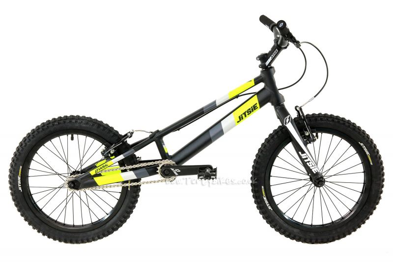 "Jitsie Varial 840 Kids 18"" (Inc FREE Upgraded Pedals!)"