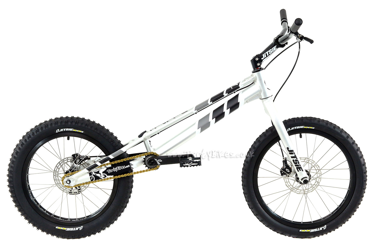 Jitsie Varial Race 970 (Inc FREE Upgraded Pedals)