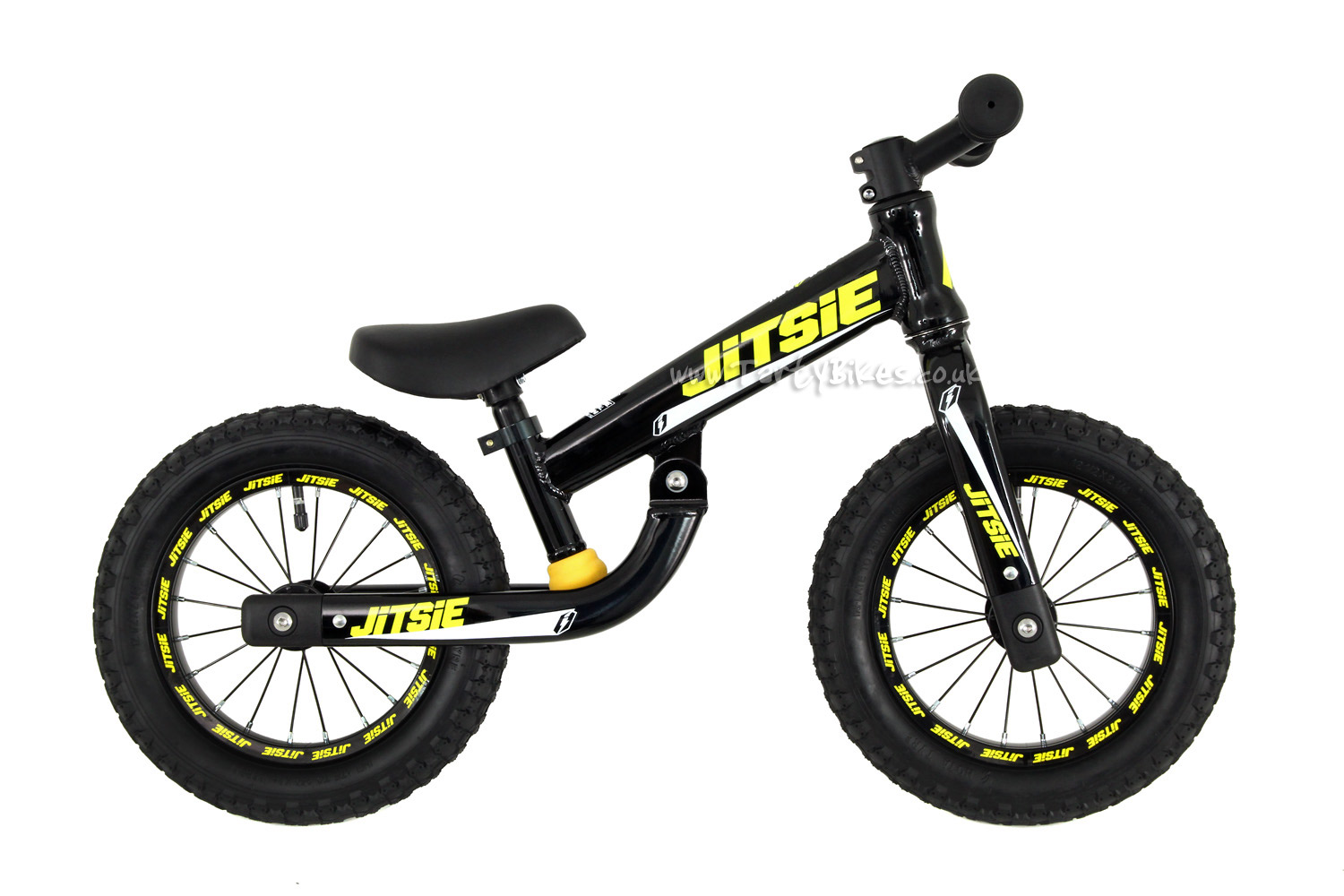 "Jitsie Mini Varial 12"" Balance Bike"