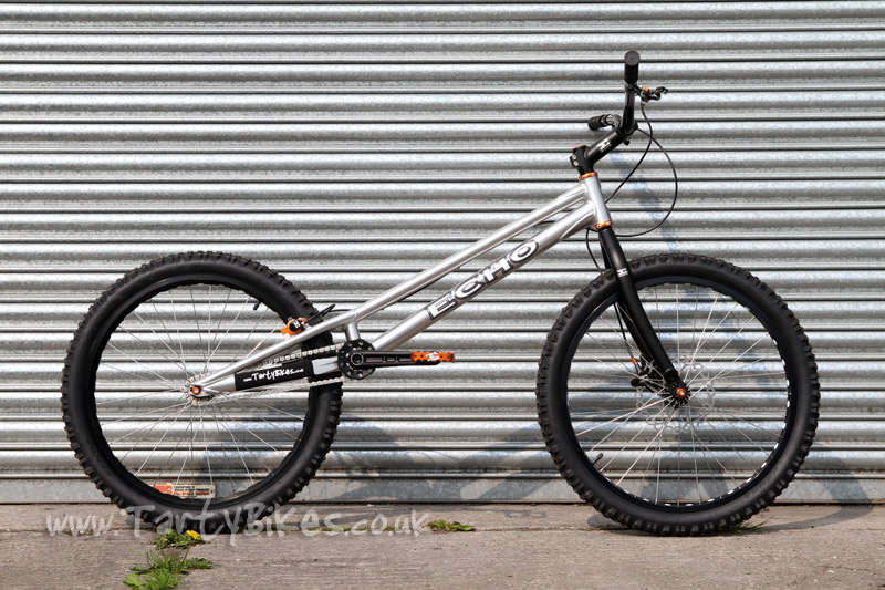 Echo 24 Trials Bicycle