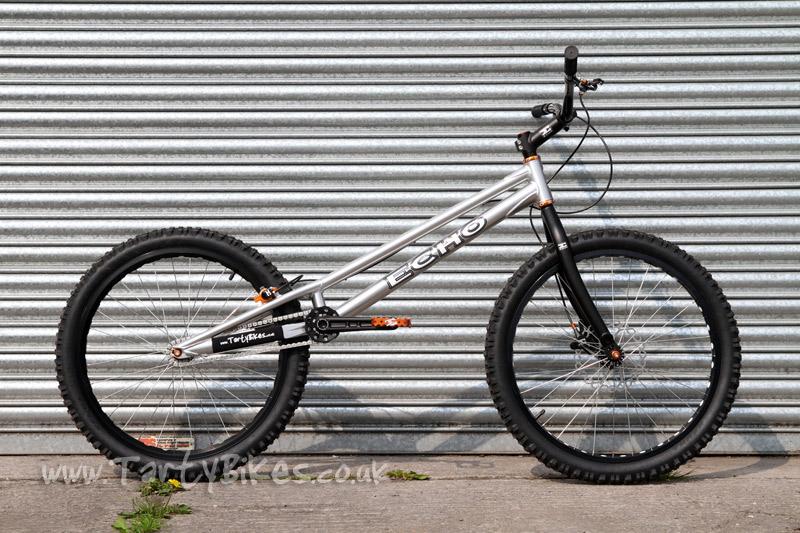 Echo 24 Trials Bicycle