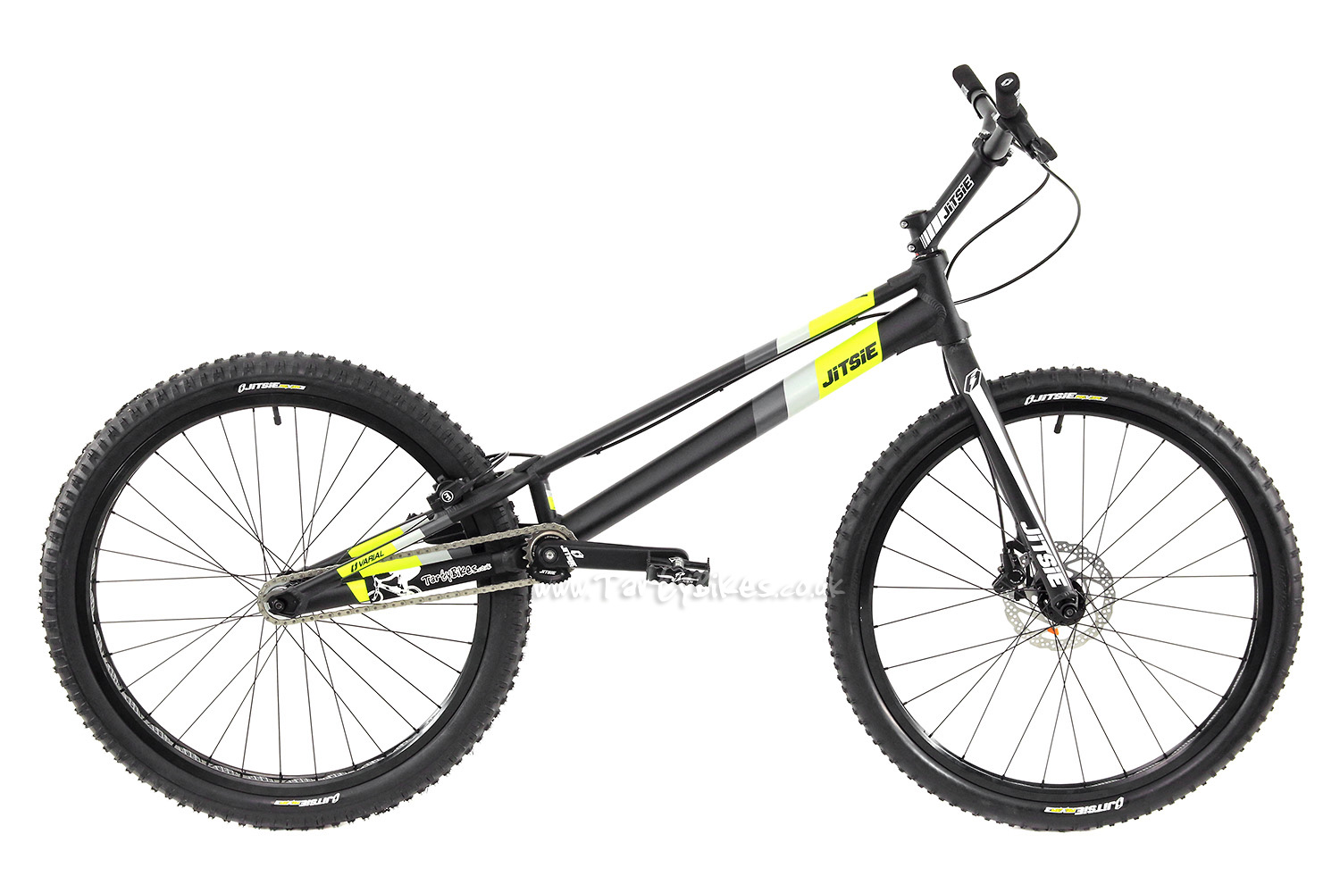 """Jitsie Varial 1085 26"""" (Inc FREE Upgraded Pedals!)"""