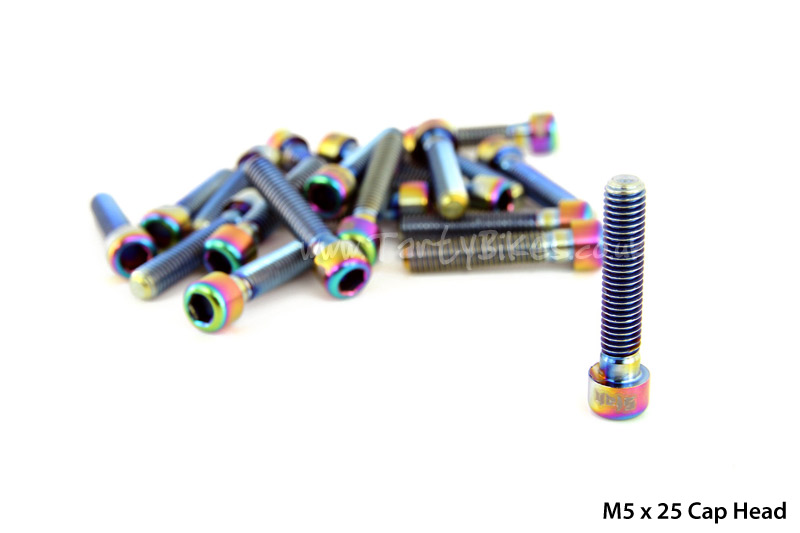 Stan Titanium M5 Bolt