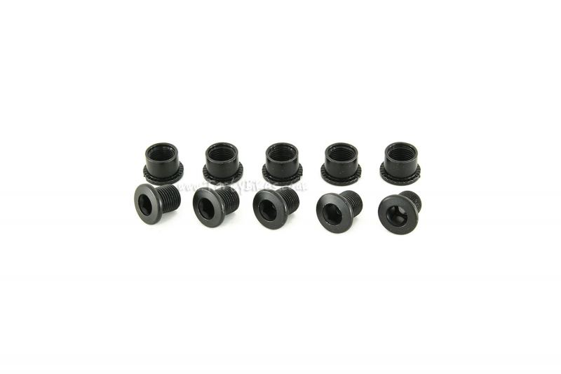 Shimano FC-S500 Chainring Bolts (Pack of 5)