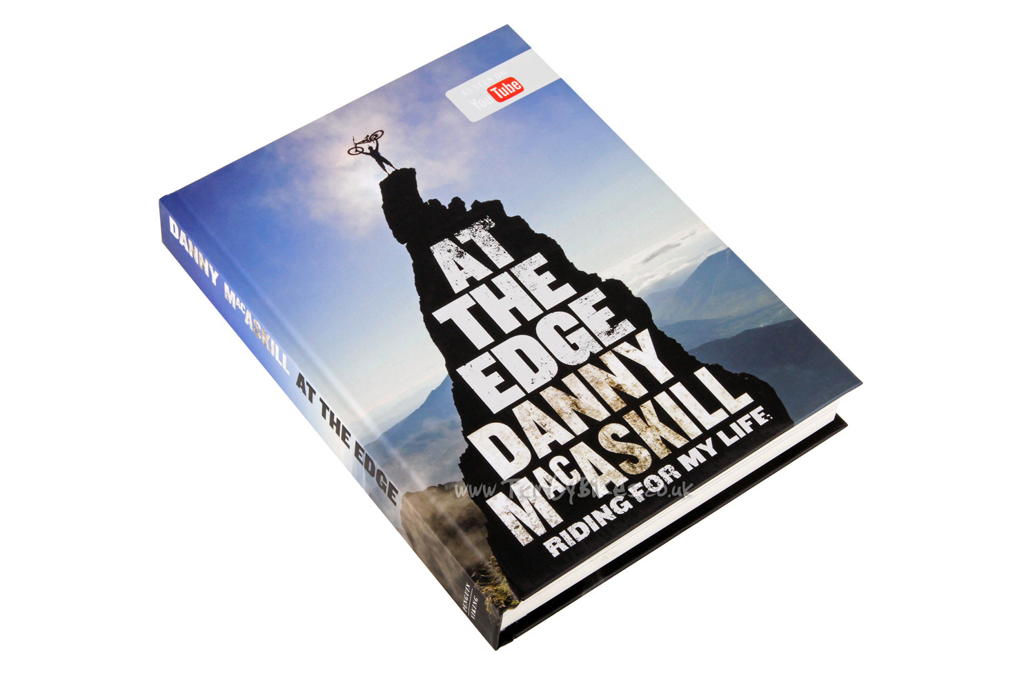 Danny MacAskill: At The Edge - Riding For My Life