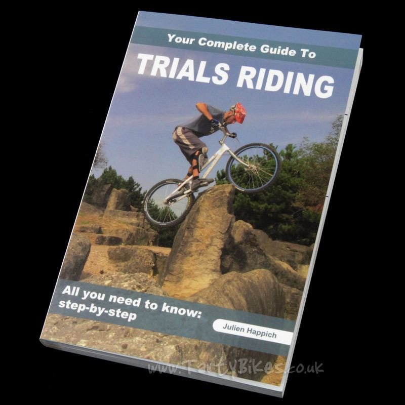 TrashZen: Your Complete Guide To Trials Riding