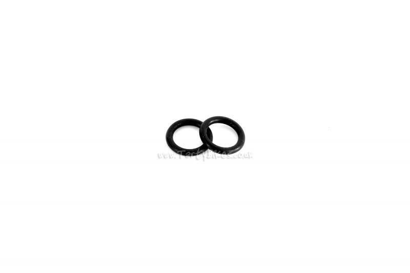 Clean Silicon 13mm Piston O-Ring Seals (Pair)