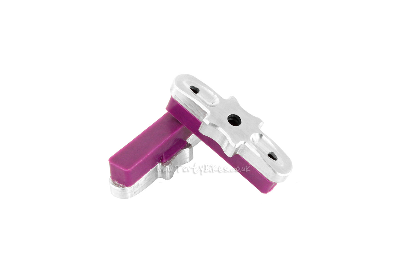 Heatsink CNC Purples