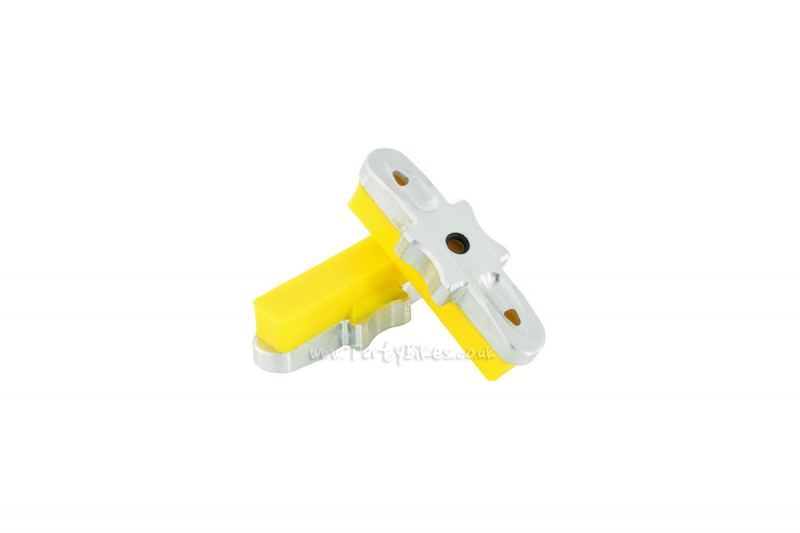 Heatsink CNC Yellows