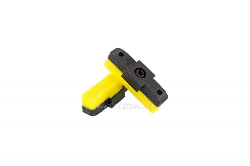 Heatsink Yellows (Pair)