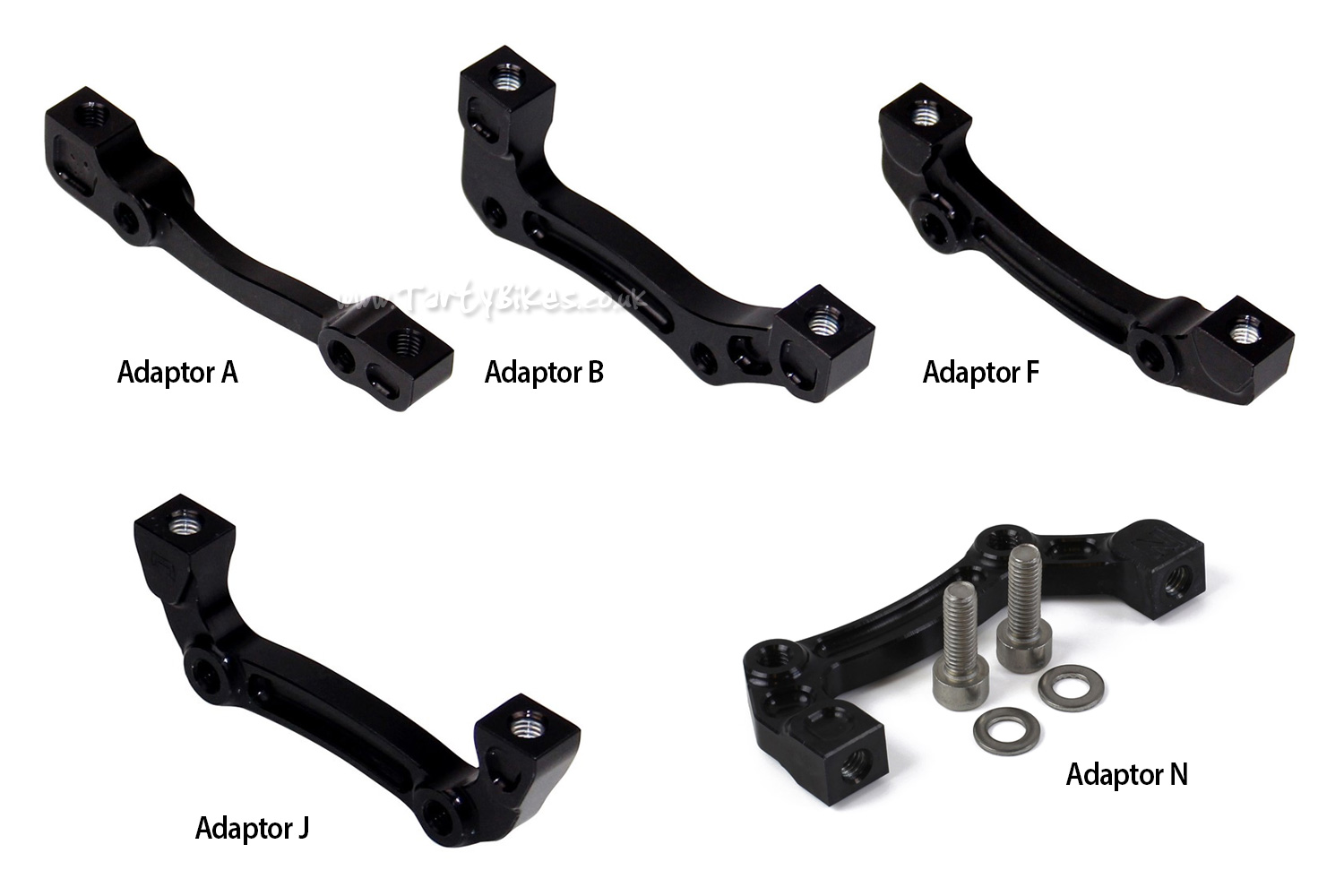 Hope Post Mount Brake Caliper Adaptor