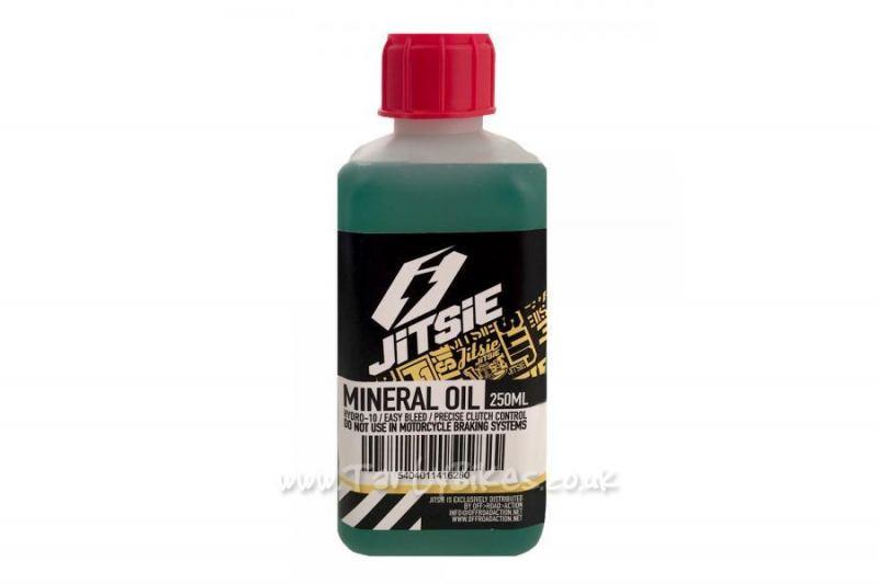 Jitsie Mineral Oil (250ml)