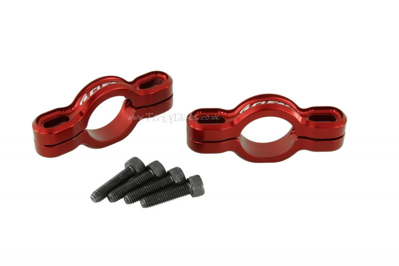 Clean X2 Brake Clamps