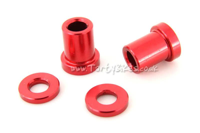 Racing Line Booster Spacers and Washers (pair)