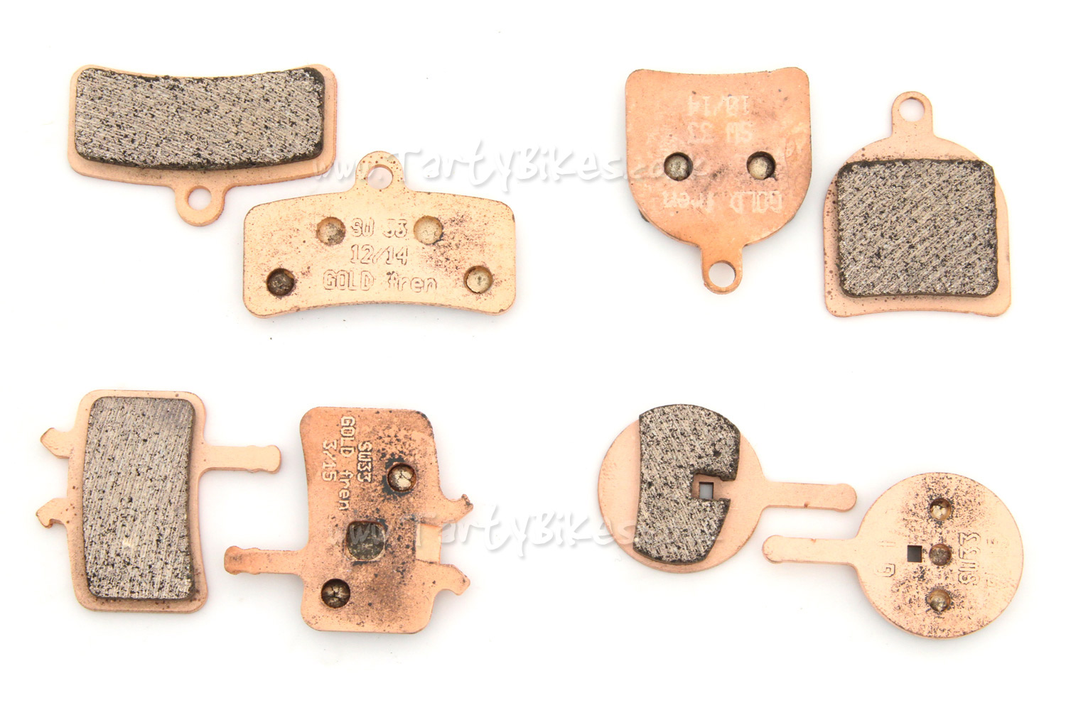 Trialtech Sport Disc Brake Pads (To fit several styles of brake)