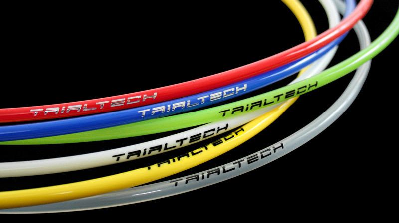 Trialtech Rim Brake Hose, fits Magura (1 metre)