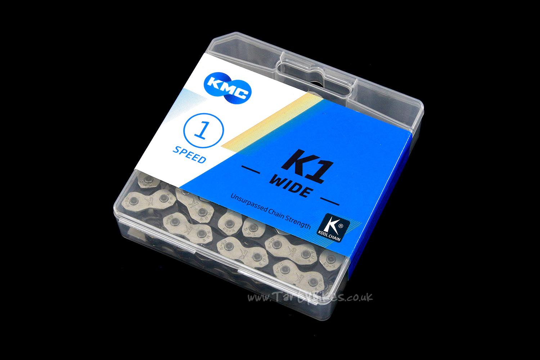 KMC K1, 1/8''