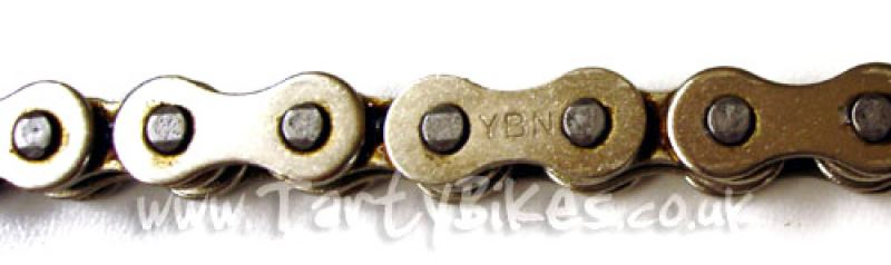 Gusset Tank Chain, 1/8""