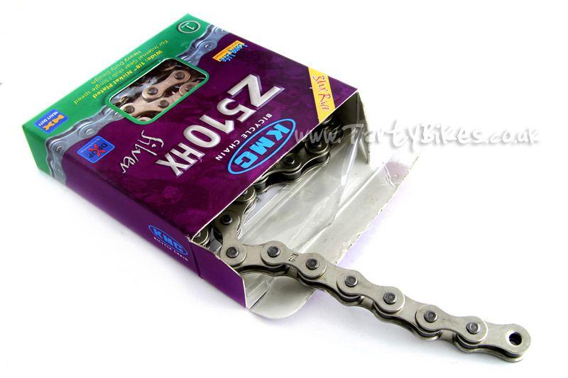 "KMC Z510 HX, 1/8"", Silver"