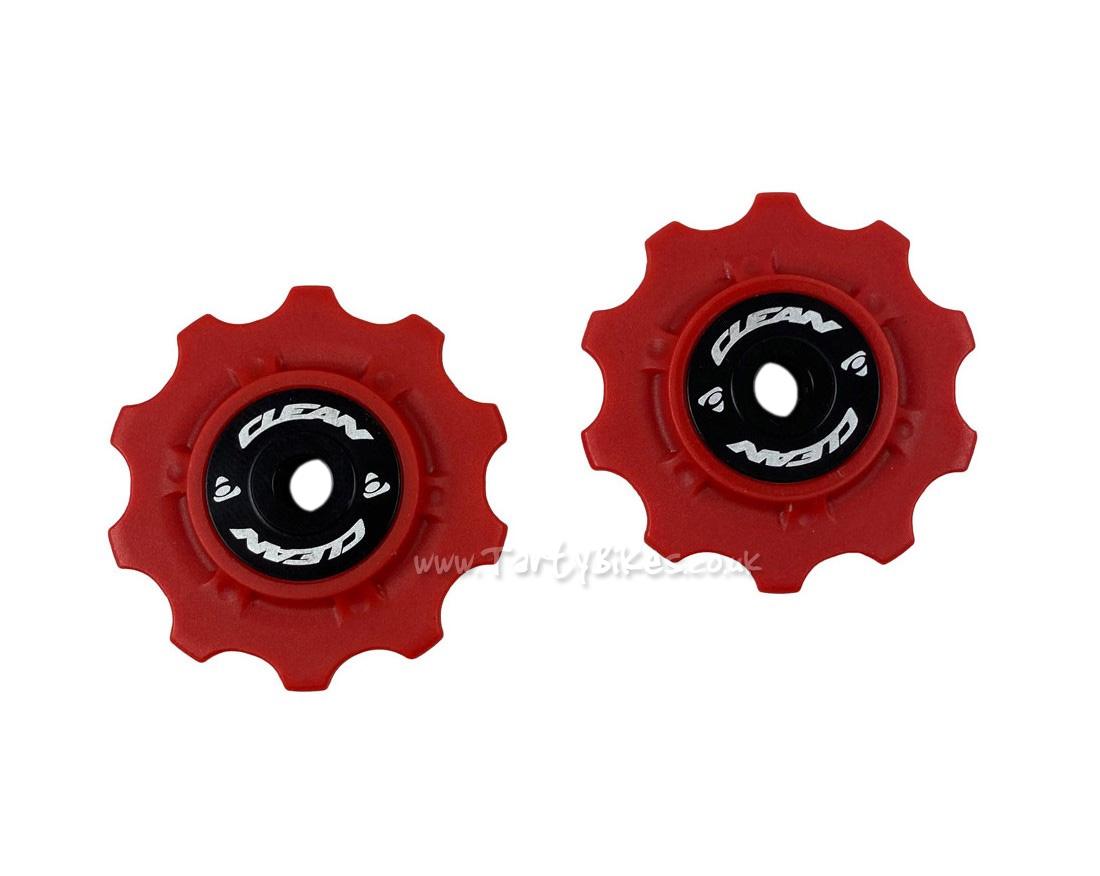 Clean 10T Plastic Jockey Wheels