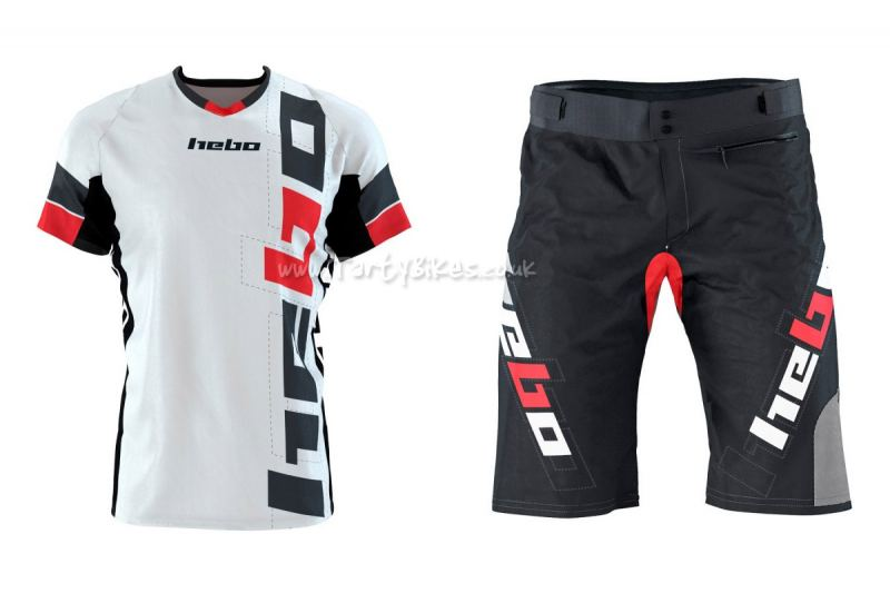 Hebo Approach Jersey and Shorts Combo