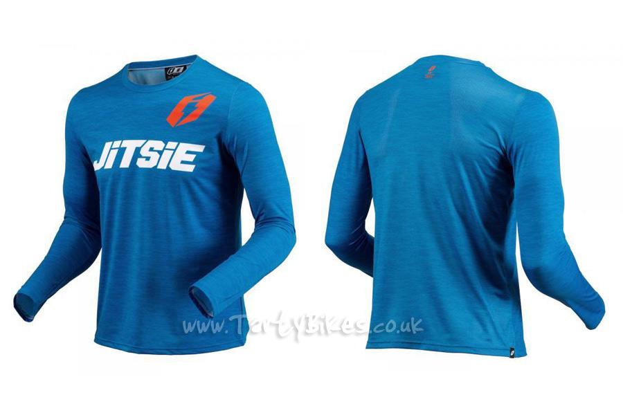 Jitsie C3 Classic Long Sleeve Jersey