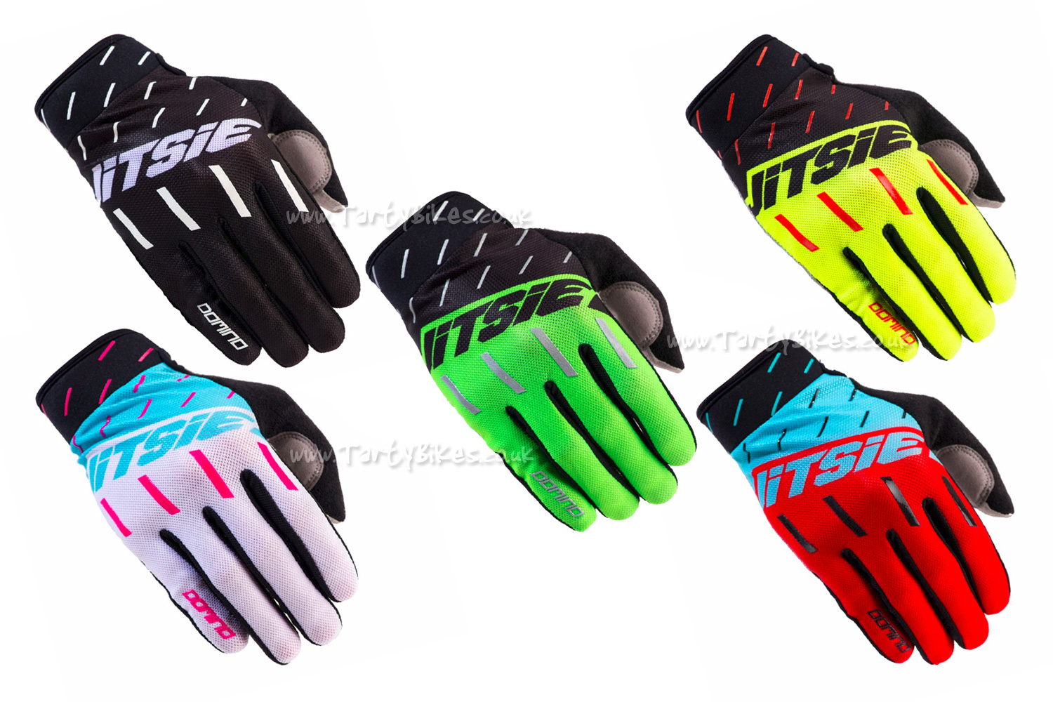 Jitsie G3 Domino Gloves