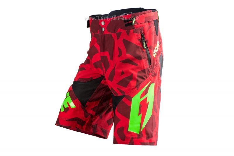 Jitsie B3 Kroko Shorts
