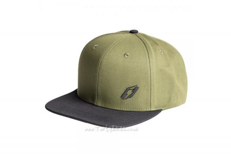 Jitsie Solid Camo Snapback Cap