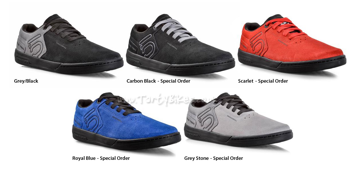 Danny Macaskill Shoes Review
