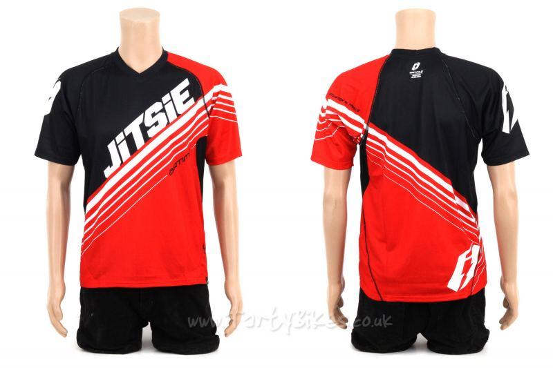 Jitsie Airtime 2 Short Sleeve Jersey