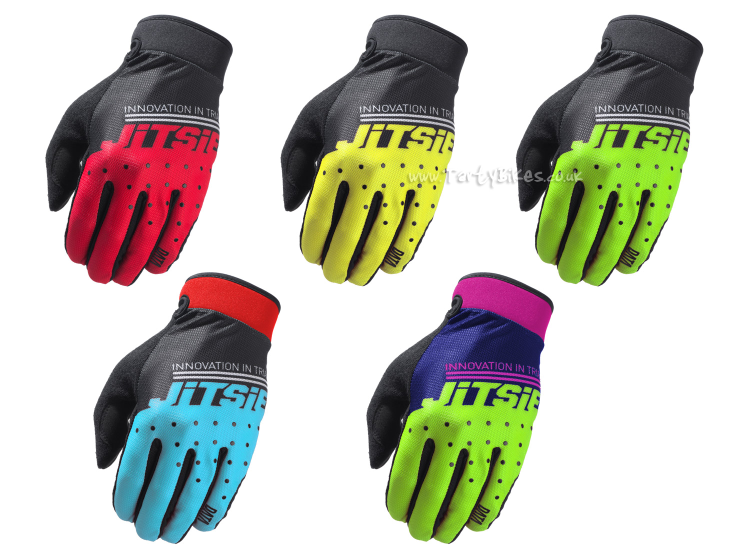Jitsie Data Gloves