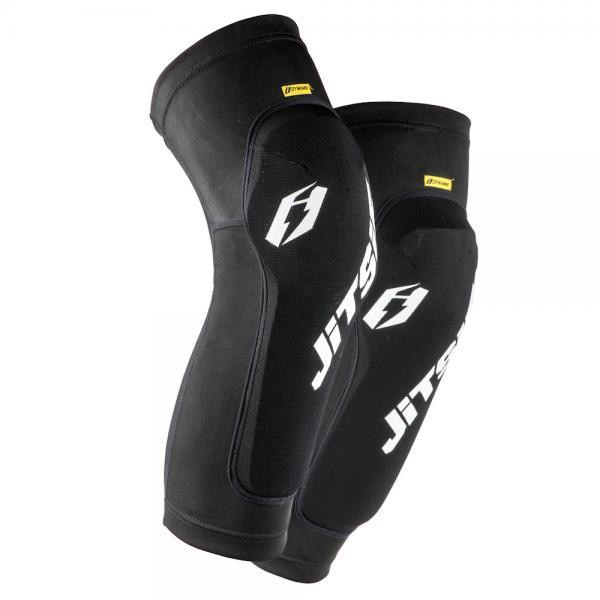 Jitsie Dynamik Long Knee Guards