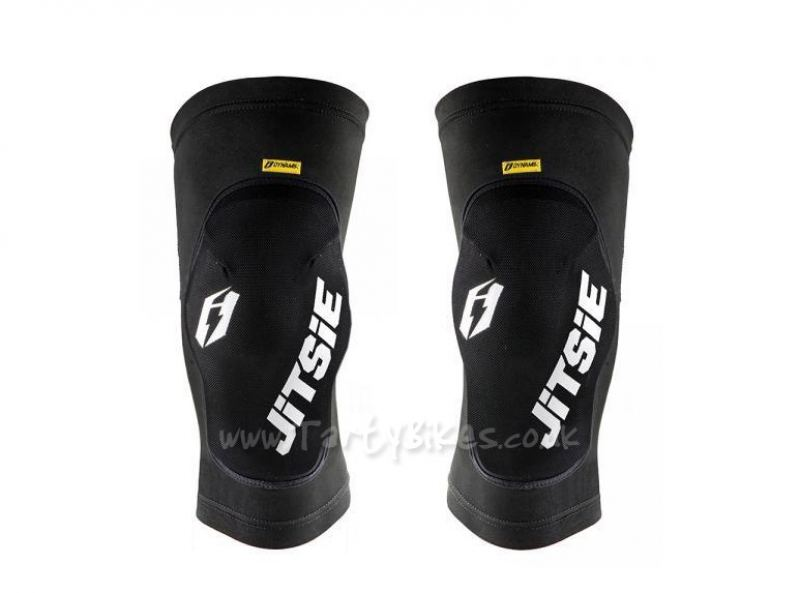 Jitsie Short Knee Guards