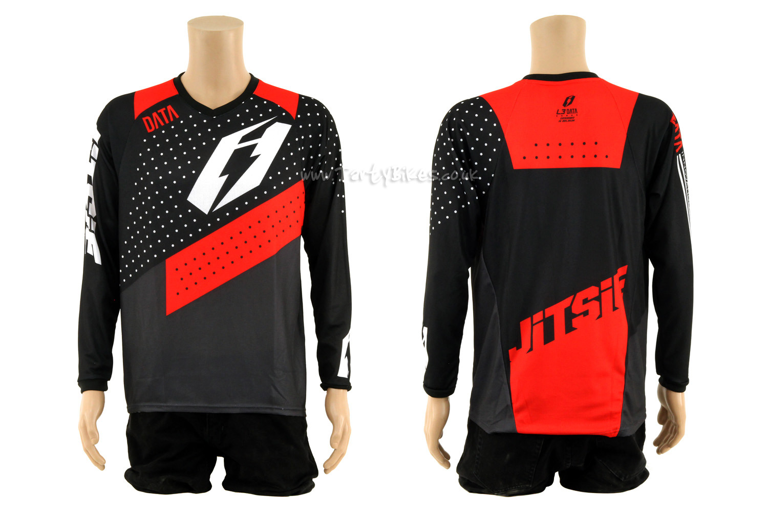 Jitsie L3 Data Jersey