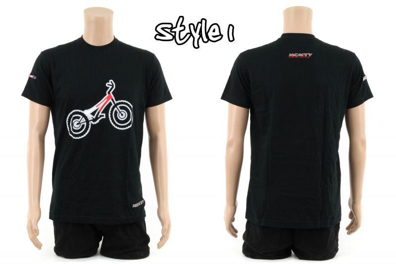 Monty Bike T-Shirt