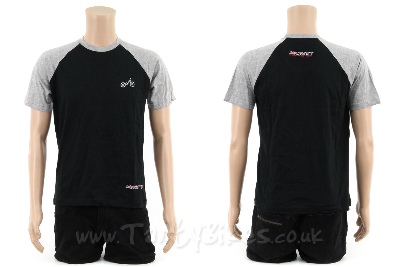 Monty Grey Sleeved T-Shirt