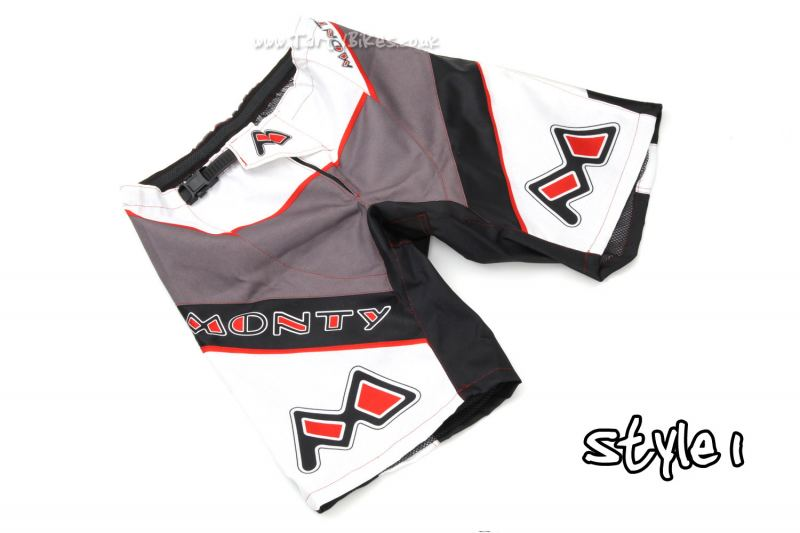 Monty Riding Shorts