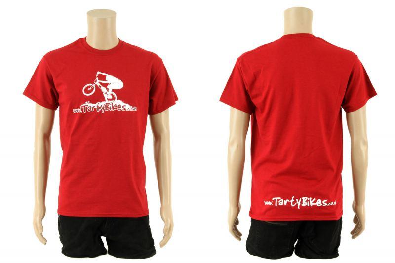 TartyBikes V3 T-Shirt