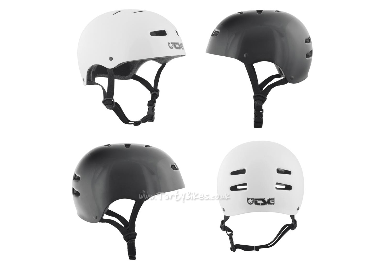 TSG Injected Helmet