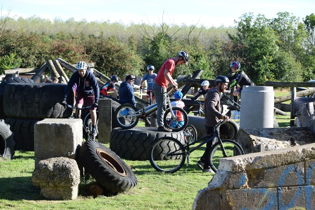 Bike Trial Academy UK Weekender Ticket