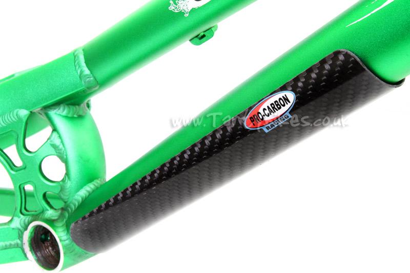 Pro Carbon Racing Carbon Fibre Downtube Protector
