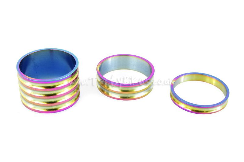 Stan Titanium Headset Spacer