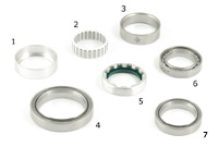Chris King Hub Spares