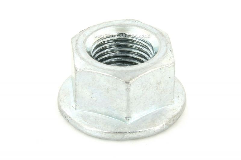 "Monty 3/8"" Axle Nut (single)"