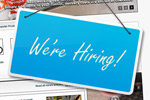 We're looking for a new staff member!
