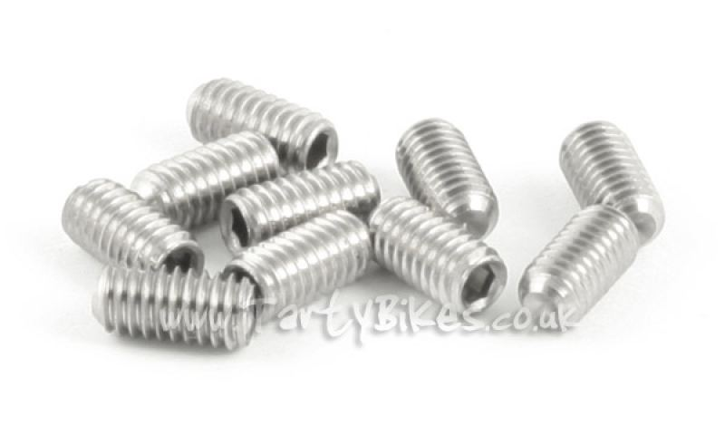 Brand-X Pedal Pins
